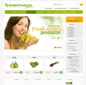 Тема healthproducts